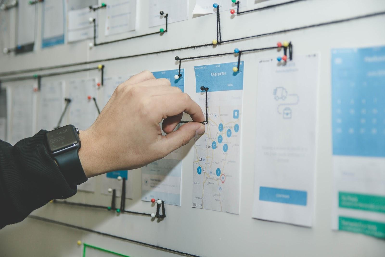 A projektterv a projekttervezés alapvető eleme.