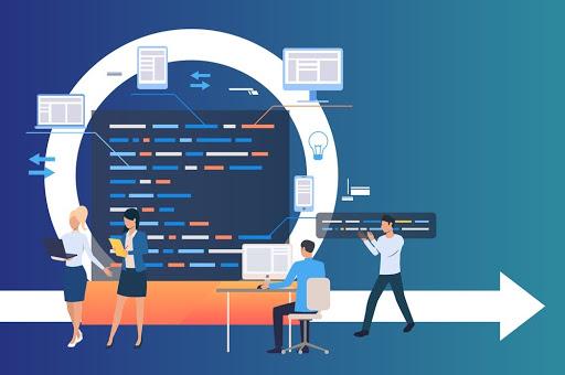 A szervezetfejlesztés képzés és tanácsadás párhuzamosan folyik a magasan kvalifikált tanácsadó cégeknél.