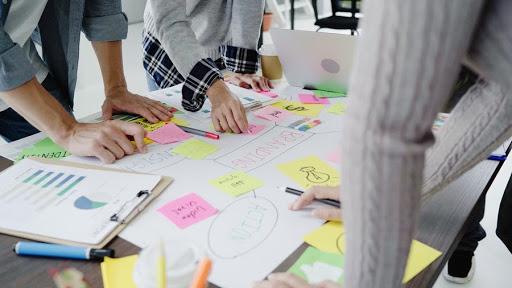A design thinking módszertan újszerű megoldásokat kínál.